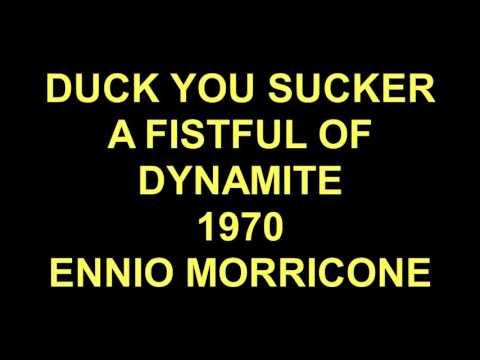 ENNIO MORRICONE - A FISTFUL OF DYNAMITE 1970