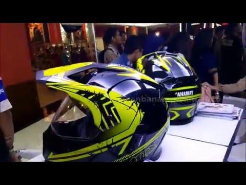 Yamaha POD apparel & Aksesories IIMS 2016