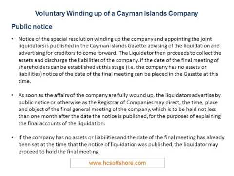 Confused about corporate services in the Cayman Islands?