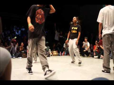 Just Debout Germany 2011 Hip-Hop Final - Ghetto Style vs U-kay & Aldo Ardo