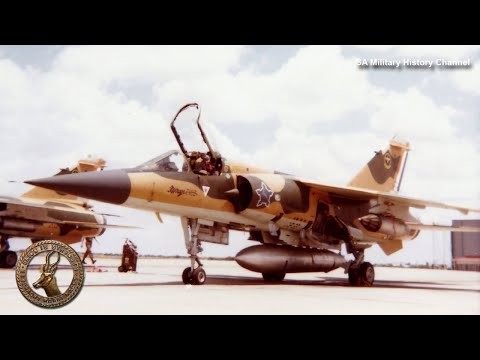 Powerful Fist Ready for an Enemy Air Attack    SAAF