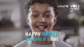 Happy World Children's Day