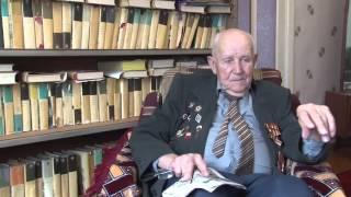Воспоминания ветерана Великой Отечественной Войны Бабенко Андрея Архиповича