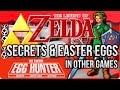 Zelda Secrets & Easter Eggs in Other Games 1/2 - The Easter Egg Hunter