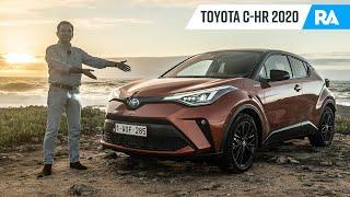 Toyota C-HR 2020. O mais POTENTE e EFICIENTE de sempre