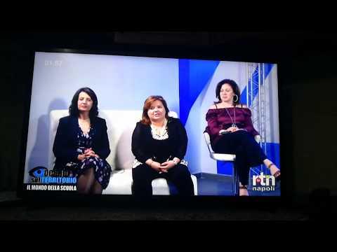Intervento di Ezio Raheli in diretta telefonica: La musica nella scuola e nella società (RTN TV)