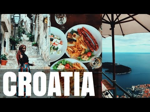 CROATIA TRAVEL VLOG - THINGS TO DO IN CROATIA 2018 | SASSY FUNKE