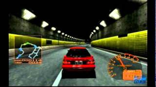 Tokyo Xtreme Racer 2 Gameplay (Dreamcast)
