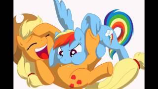 rainbowdash-and-applejack