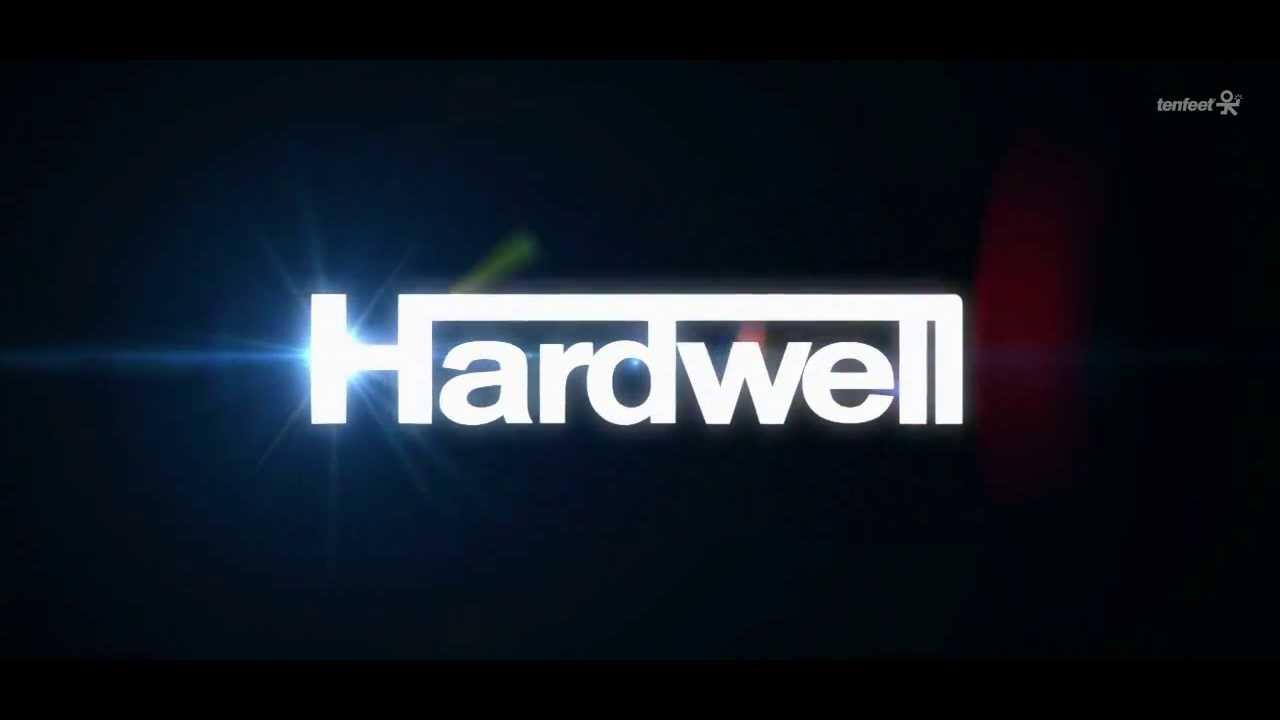 I AM Hardwell worldtour design - YouTube
