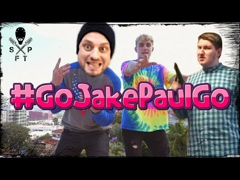 SCARCE AND I LOVE JAKE PAUL