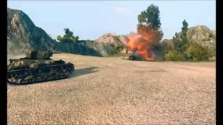 Polskie czołgi w  WoT #2 Montage |HD|