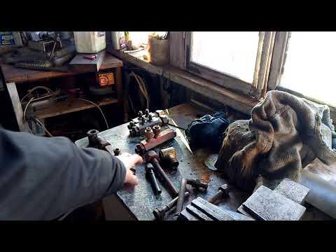Гидрозамки на ЭО 2621excavator Hydraulic Locks.