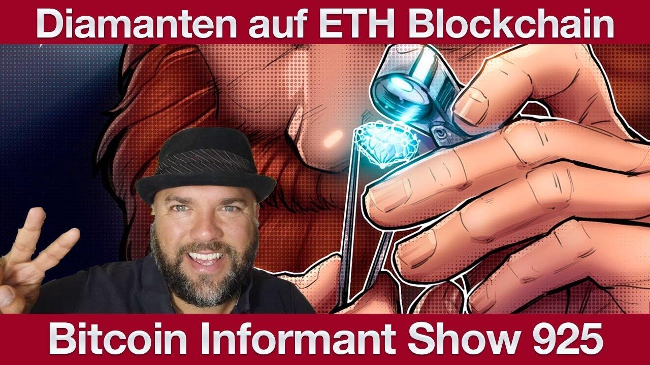 #925 Binance Debit Card, Diamanten auf Ethereum Blockchain & BTCHodler verkaufen nicht
