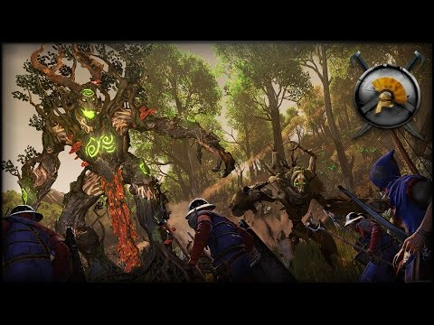 THE WOOD ELVES ARE COMING! - Total War: WARHAMMER - Realm of the Wood Elves |