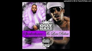 OutKast - She's Alive  Slowed & Chopped by Dj Crystal Clear