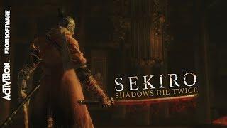 Sekiro- Shadows Die Twice # Shume Masaji Oniwa und Ujinari Mizuo.