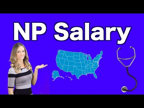 Average Nurse Practitioner Salary 2017