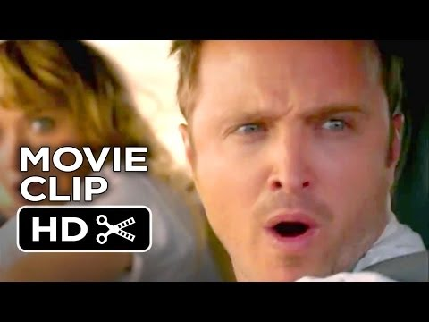 Need For Speed Movie CLIP - Hooking Up - (2014) - Aaron Paul Racing Movie HD