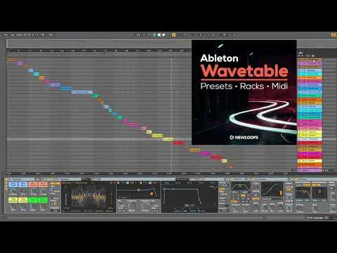 Ableton Wavetable Presets