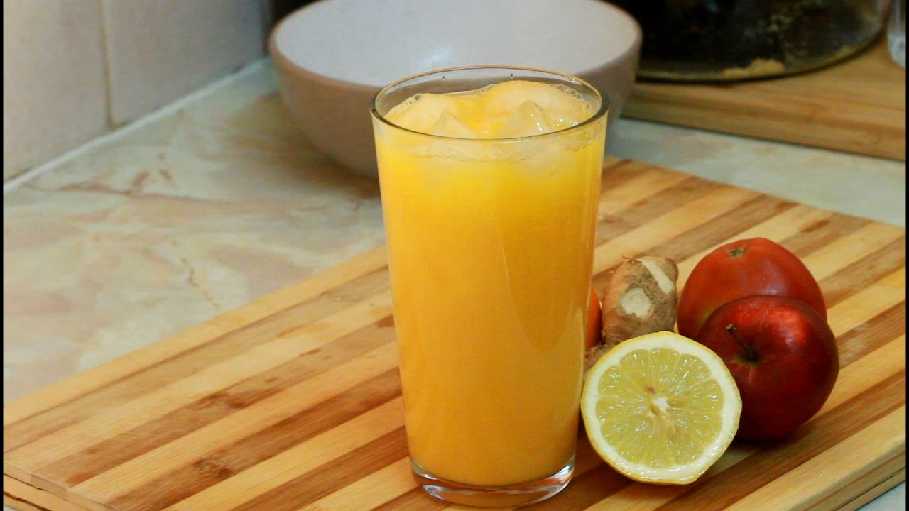 Fresh, Apple  Orange Juice Ginger,Lemon Best One Chef -3518