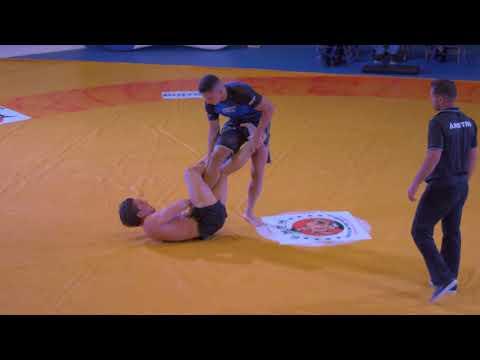 Octavos de final - Niko Medina vs Kevin Tinoco