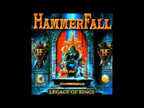 HammerFall - Heeding The Call (8-bit ko8bd HQ version)