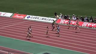 FUSE SPRINT2017 2017.06.04 布勢総合運動公園陸上競技場 Women's 100m ...