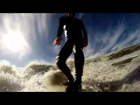 San Diego Winter Surf