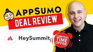 HeySummit Review - A Tool For Hosting Virtual Summits, Pros & Cons Explained