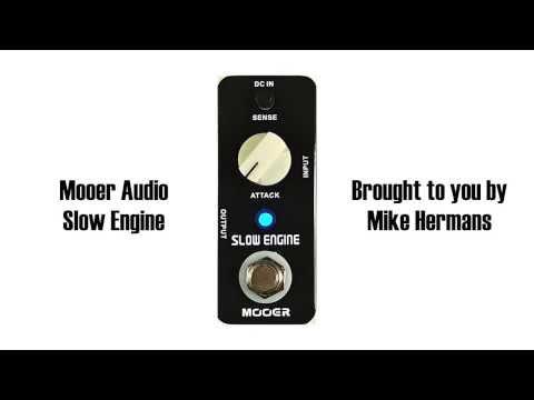 Mooer Audio Slow Engine