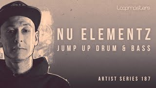 Loopmasters Nu Elementz - Jump Up Drum Bass - Samples Loops and Sounds