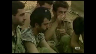 Карабах в годы войны Artsakh war