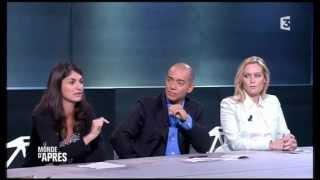 Aurélie Trouvé (Attac) interpelle Jean-Claude Trichet sur France 3 (8 octobre 2012)