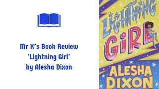Book Review - 'Lightning Girl' by Alesha Dixon.