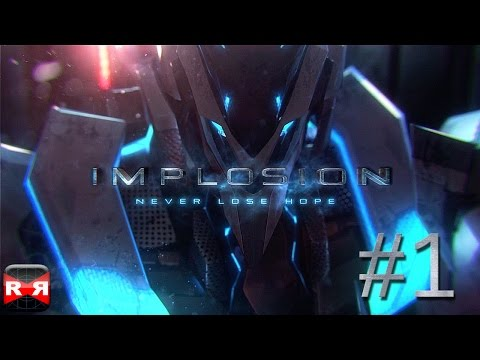 Implosion - Never Lose Hope (By Rayark) - iOS / Android - 60fps Walkthrough Gameplay Part 1