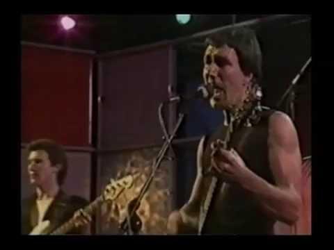 Fischer-Z - Lies - Live (1981)