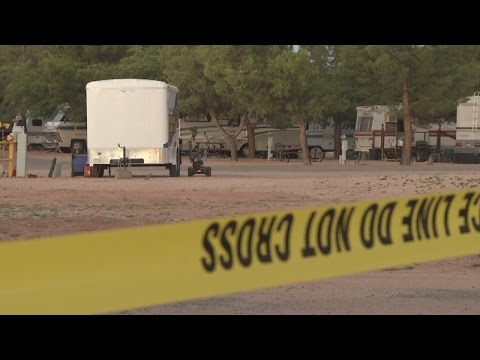 FBI Investigates motor home owned by Panaca bomber