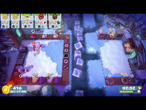 Overcooked All You Can Eat 1-5 |
