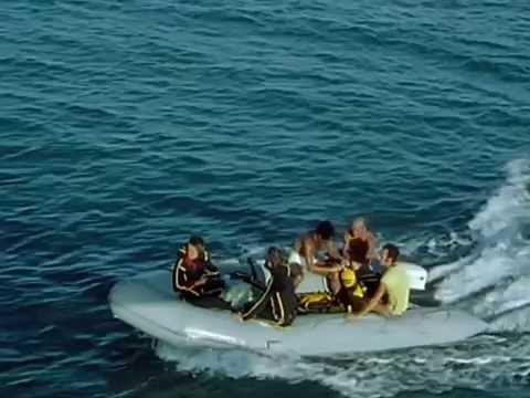 El Mundo Submarino De Jacques Cousteau - Los Tiburones Durmientes De Yucatán