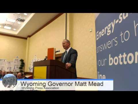 Governor's Press Association Speech