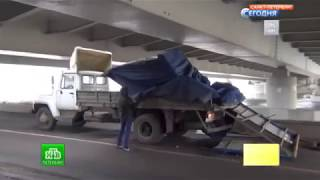 видео Грузовые автомобили в Санкт-Петербурге