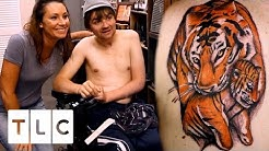 Tattoo of the Tiger that Saved My Life   Tattoo Girls