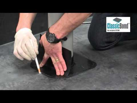 How to Install ClassicBond EPDM Pipe Wrap
