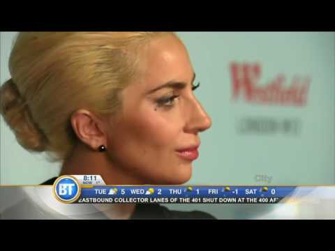 Video: Lady Gaga reveals she's been living with PTSD since she was sexually assaulted