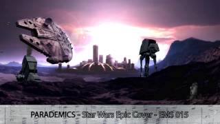 Parademics - Star Wars Epic Cover (2016 Medley) - Epic Music Stars 015
