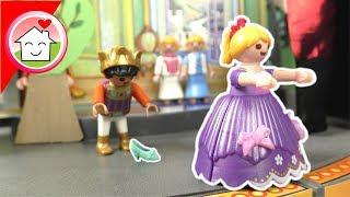 Playmobil Film - Lenas Theateraufführung: Aschenputtel Cinderella - für Kinder von Familie Hauser