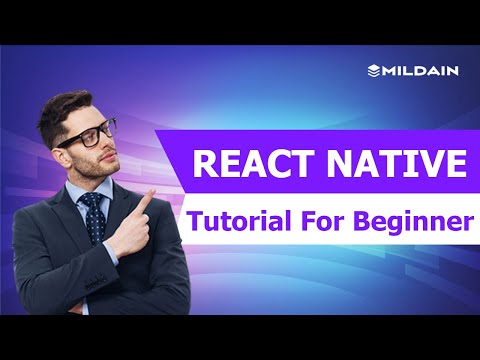 React Native Tutorial For Beginners | Height ,Width & Layout With Flexbox thumbnail