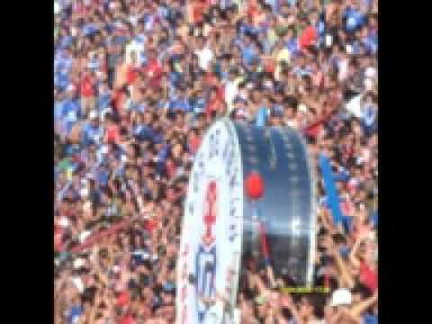 Homenaje a la Universidad de Chile, el club más grande de Chile