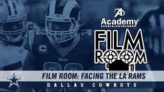 Film Room: Facing The LA Rams | Dallas Cowboys 2018-2019